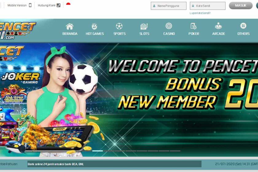 The Most Trusted Online Gambling Site at Pencetjudi
