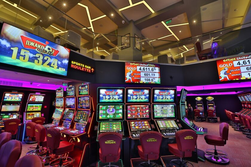 The Power of Slots-Basics about Online Gambling